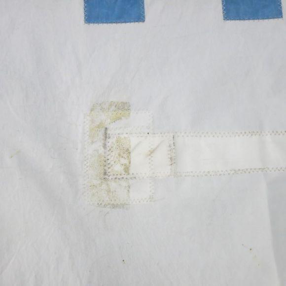 Gebrauchtes 20,4m² Großsegel VL=10,92 UL=3,20 Schärenkreuzer VM – Bild 9