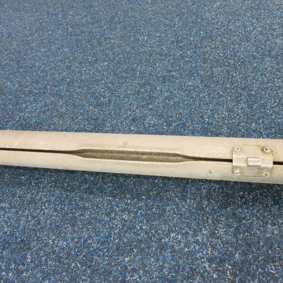 Gebrauchter Mast 5,03 m lang für Vorliek bis max. 4,2 m Aluminium – Bild 9
