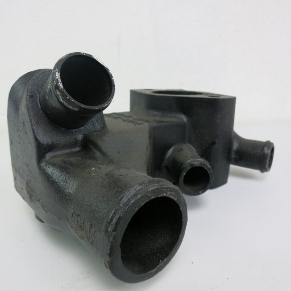Mercruiser unteres Thermostat Gehäuse lower housing MC-29-78984 – Bild 2