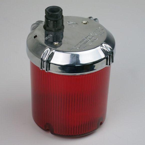 Hella Signalleuchte rot S2609 25 W Ø 110 mm Höhe 120 mm – Bild 6