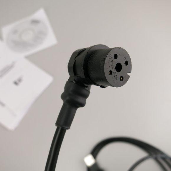USB-Seriell Konverterkabel SB1500-G1 Kabel PC zu GPS-Handgeräten – Bild 4