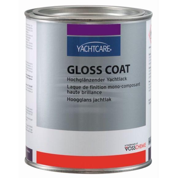 750 ml Yachtcare Gloss Coat Yacht Lack creme für GFK Holz Stahl – Bild 1