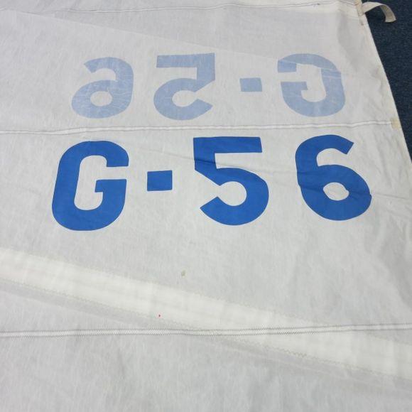 Gebrauchtes 22,4m² Großsegel VL=11,1 UL=3,45 KB=120mm North Sails – Bild 8