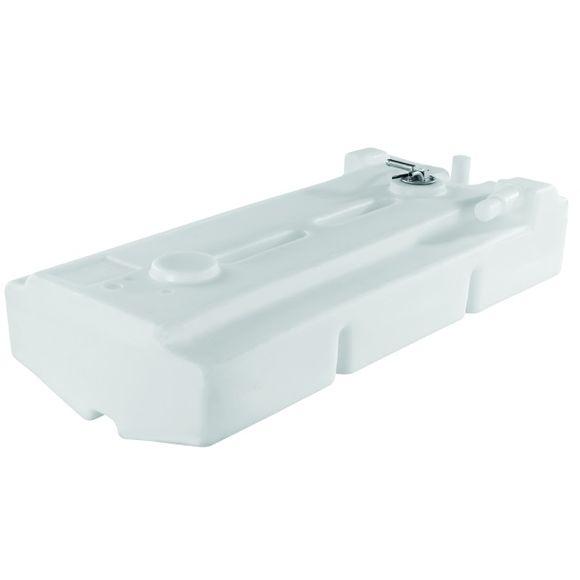 55l Kunststoff Tank 900x245x400 Kraftstoff Treibstoff mit Geber – Bild 1