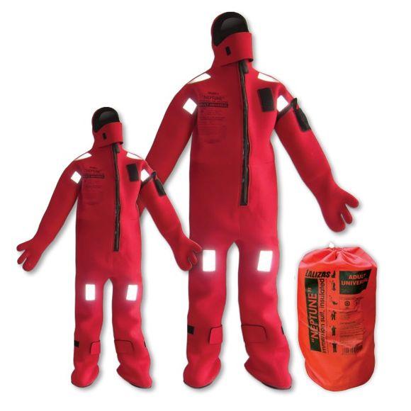 Überlebensanzug Immersion Survival Suit Neopren Erwachsene – Bild 1