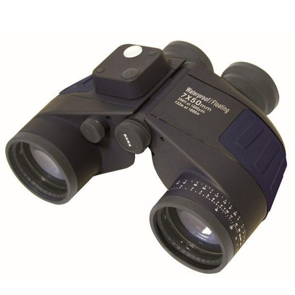 SeaNav 7x50 Fernglas Kompass Binoculars Entfernungsskala – Bild 1