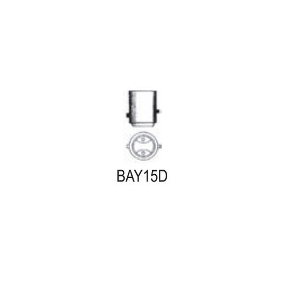 Lalizas 12 / 24V 4W Classic LED 20 Leuchtmittel Lampe BAY15D – Bild 2