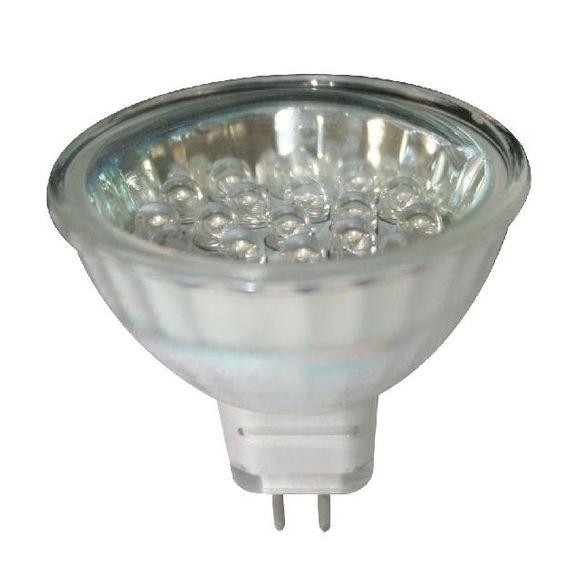 LED Leuchte MR16 GU5.3 Kaltweiß 1,75W Leuchtmittel Ersatzlampe – Bild 1