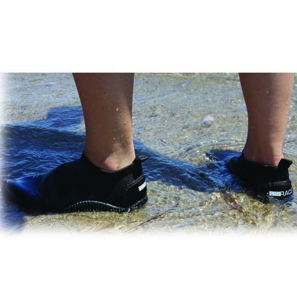 Neoprenschuhe Pro Race 2mm Neopren Segel Schuh Decksschuh Sommer – Bild 2