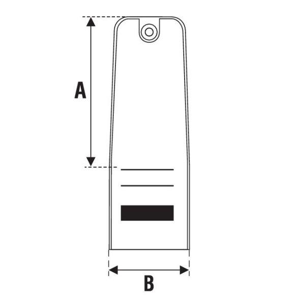 Wasserdichte Schutzhülle Universal Tasche wasserfest transparent – Bild 2