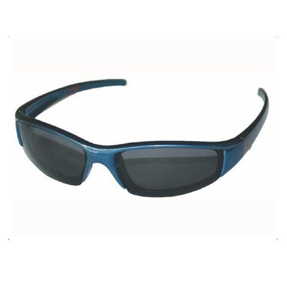 Kinder Sonnenbrille Vollrand 1mm polarisiert TR90 blau Segeln – Bild 3