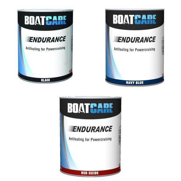 750ml BoatCare Endurance Hart Antifouling Schnellboote 3 Farben – Bild 1