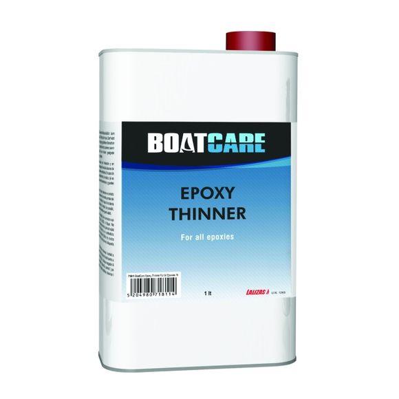 1.000ml BoatCare Verdünnung Verdünner für 2-K-Primer Epoxy Epoxid – Bild 1