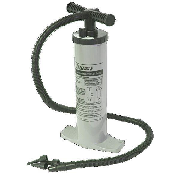 Luftpumpe Dual Energy Schlauchbootpumpe Bootspume Doppelhub Pumpe – Bild 1