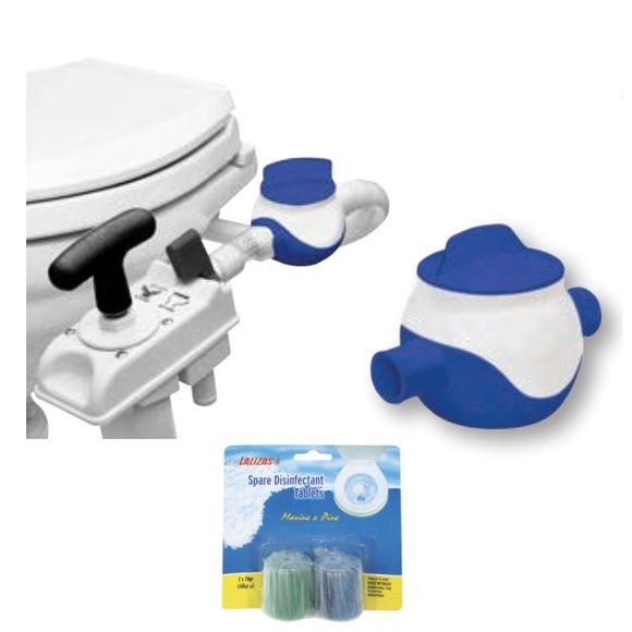 Desinfektionsgerät Toilette DSRU Bordtoilette Marinetoilette Boot – Bild 1