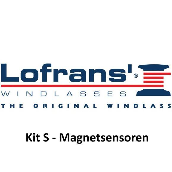Lofrans Wartungsset Magnetsensoren KIT S Ankerwinde div. Modelle