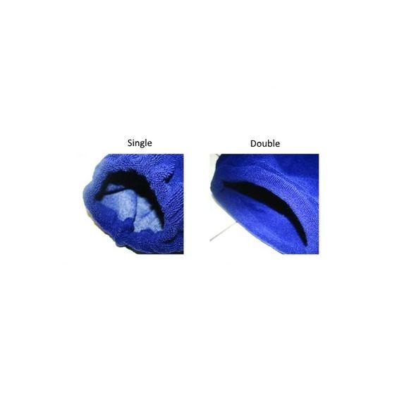 Fenderstrumpf lang blau  diverse Größen Fendersocke Fenderbezug – Bild 2