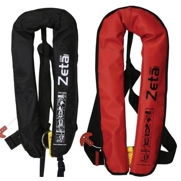 290N Lalizas ZETA Automatik Rettungsweste Offshore DIN 12402-2 – Bild 1