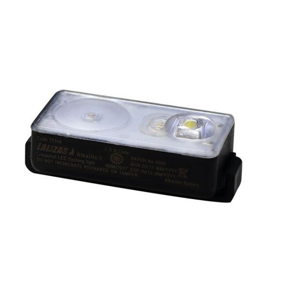 LED Rettungslicht Alkalite II Rettungsweste Blitzlampe Notblitz – Bild 1