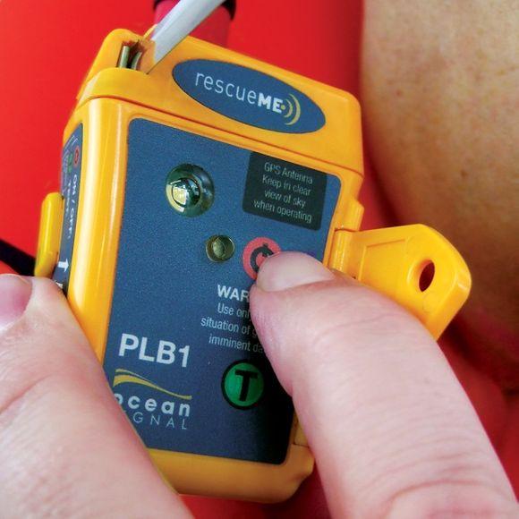 Ocean Signal Notsender PLB1 Funkbake Emergency Transmitter – Bild 4