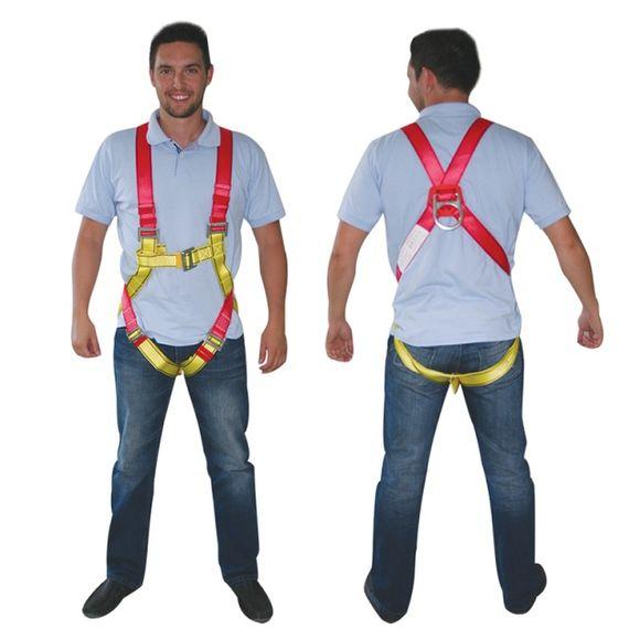 LALIZAS Vestype Sicherheitsgurt mit D-ring Harness Life Link