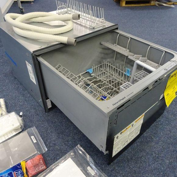 Fisher & Paykel Schubladen Geschirrspüler Dishwasher DD24SI7 integriert – Bild 1