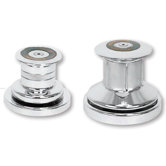 12V T500 - T1500 Verholwinde Capstan 500 - 1500W Aluminium – Bild 4