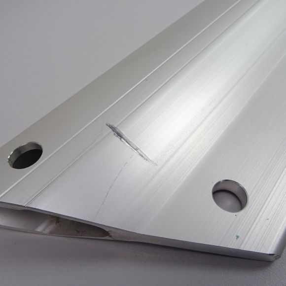 Selden Set profilierte Salinge 2x Salingarme 122cm Aluminium Bavaria – Bild 5