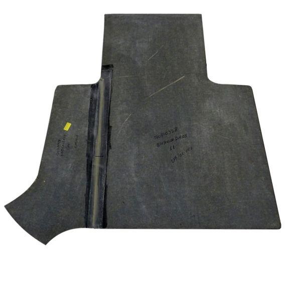 ca. 2,8m² Kunststoff Teak Deck auf Kork Trägermaterial Schiffsdeck – Bild 4