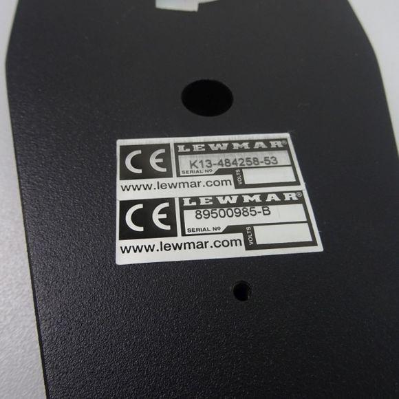 203 mm Lewmar Aluminium Hebelarm Tiller Lever Wellen-Ø 56 mm 89500985 – Bild 3