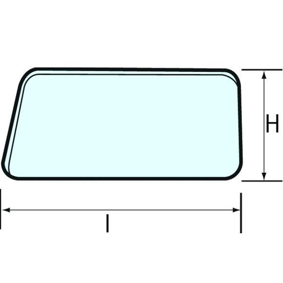 Stauraumklappe Luke TOP LINE 270x375mm Kunststoff weiß/grau/creme – Bild 3