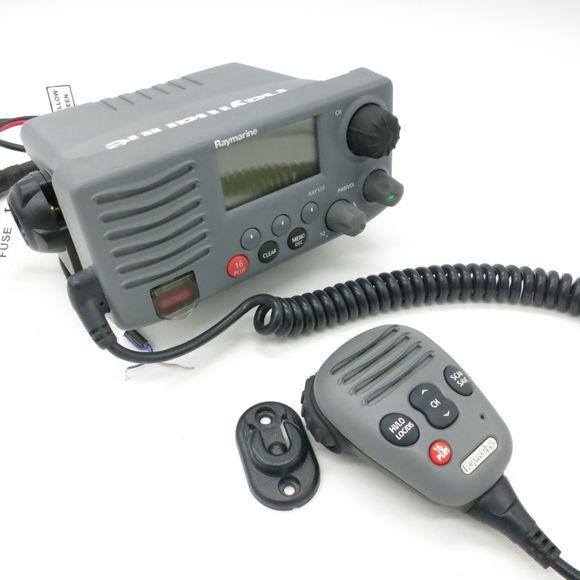 Raymarine Funkgerät RAY 55E VHF Radio E43037 Seefunkgerät Marine