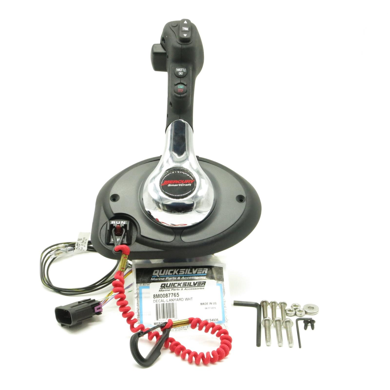 Mercury Fernschaltung 892984A01 Powertrimm Schalter