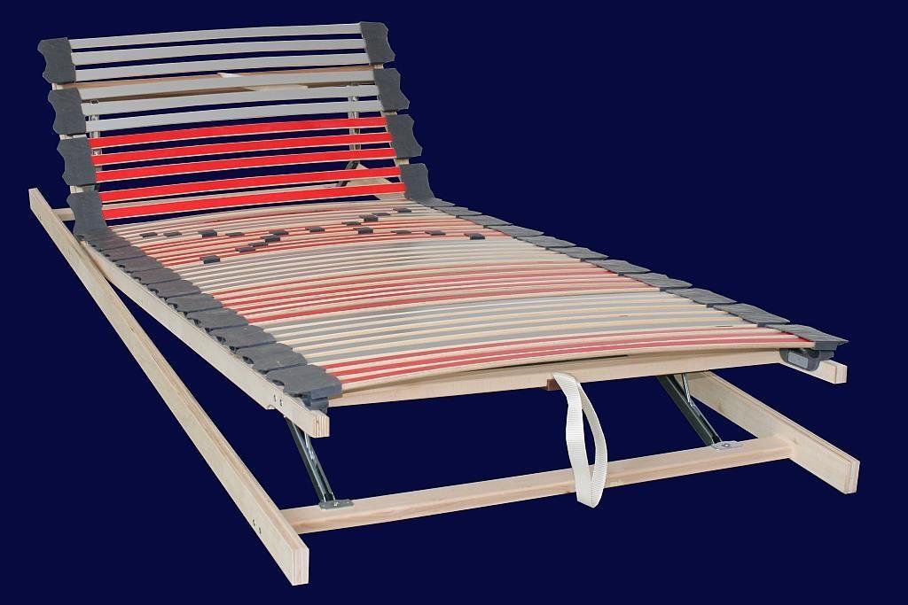 lattenrost trioflex verstellbar 7 zonen 120 x 200. Black Bedroom Furniture Sets. Home Design Ideas