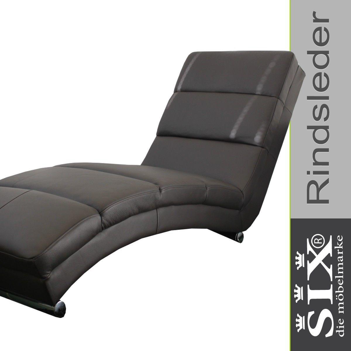 relaxliege italy spa leder braun. Black Bedroom Furniture Sets. Home Design Ideas