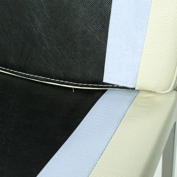 Lederstuhl Stella Weiß 2201 – Bild 9