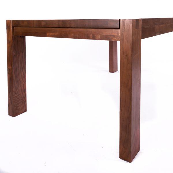 Esstisch Frassino Massivholz Esche in Walnuss 200x100 – Bild 2
