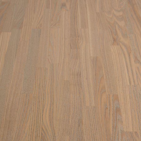 Esstisch Frassino Massivholz Esche in Natur geweißt 200x100 – Bild 4