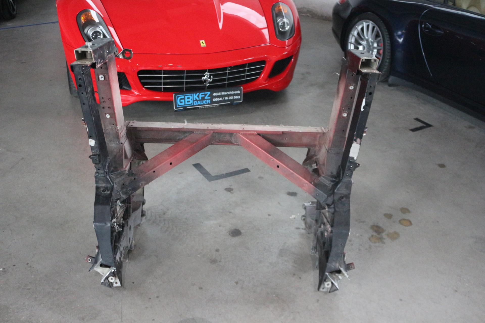 Ferrari F12 Berlinetta Heckrahmen Frame Rear 277302 289375 Ebay