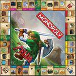 Monopoly Zelda (englisch) Square Box Bild 3