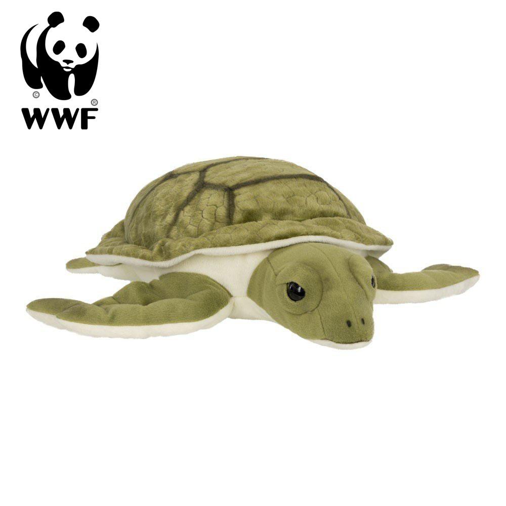 Plüschtiere WWF Plüschfigur Delfin 39 cm