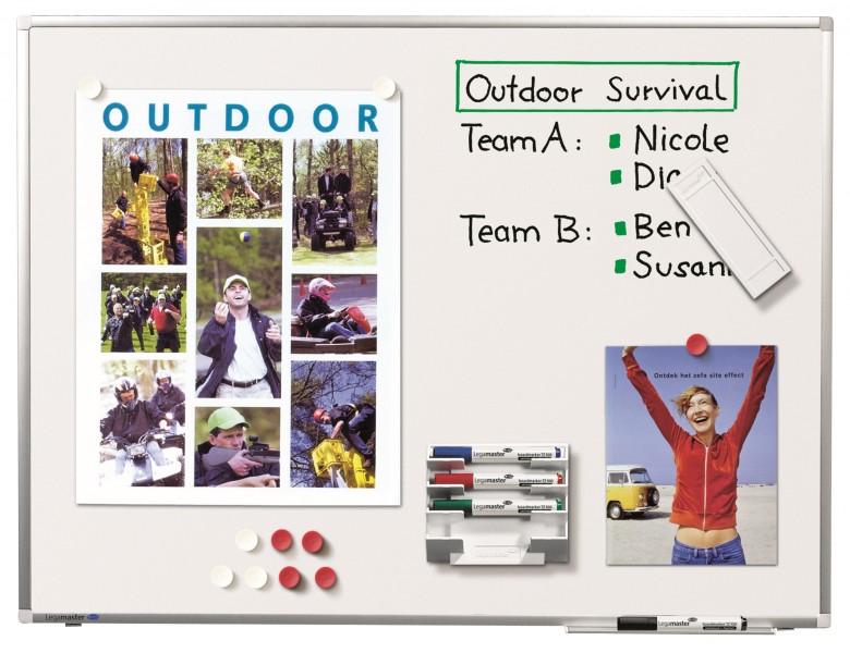 Whiteboard Premium PLUS, Standard size of 30 cm x 45 cm to 120 cm x 240 cm