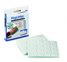 Magic Wipe, Microfiber Cleaning Cloth for Whiteboards und Flipcharts