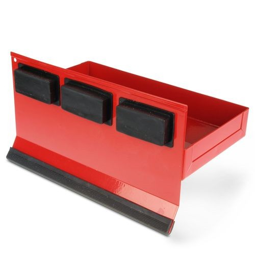 Magnetic Tool Tray, Magnet Steel Tray, Magnetic Dish - 24 cm x 11,5cm x 3,1cm