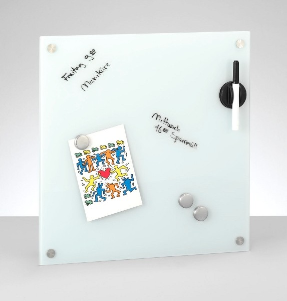 Magnetic Glass Boards / Notice Boards, Magnetic Whiteboard