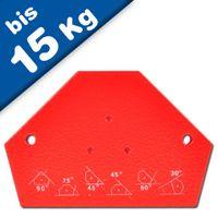 Equerre magnetique, Brides magnétiques multi angles, force: 10 kg - 15 kg
