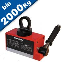 "Lifting magnet ""Ultra+"" from 125 kg - 2000 kg - 2t Capacity"