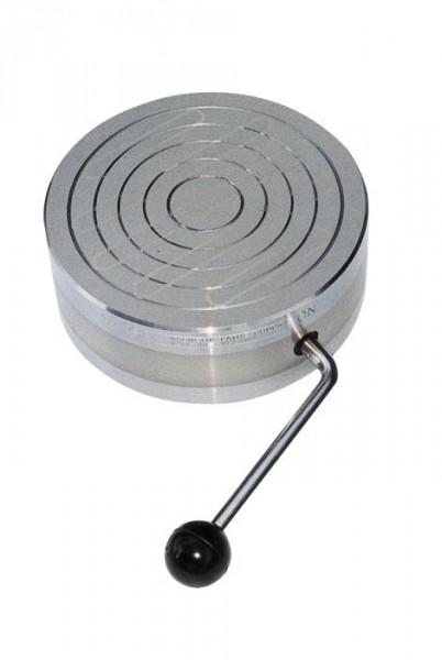 Magnetspannfutter - ein-/ausschaltbar Ø 121 - 305 mm - Haftkraft 80 N/cm²
