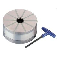 Permanent magnetic round chuck
