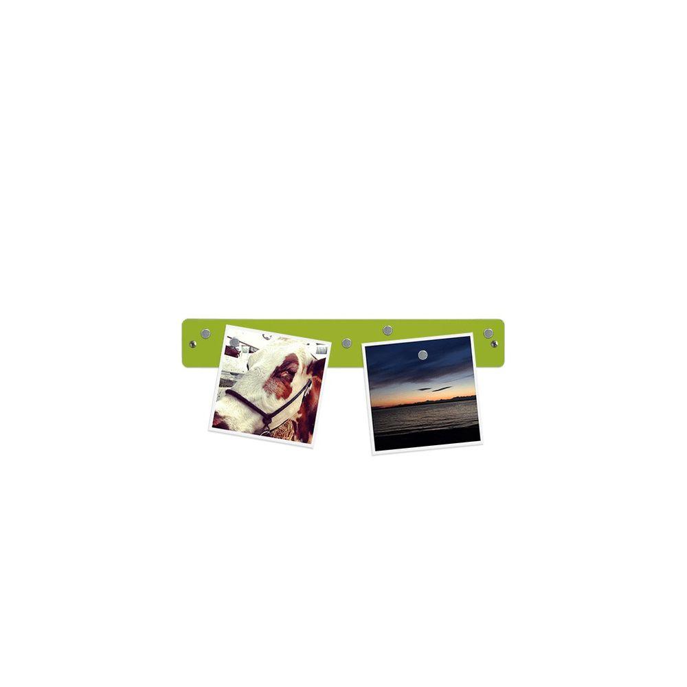 magnetleiste mini 350 x 50mm verschieden farben inkl 6 magneten magnete f r den wohnbereich. Black Bedroom Furniture Sets. Home Design Ideas